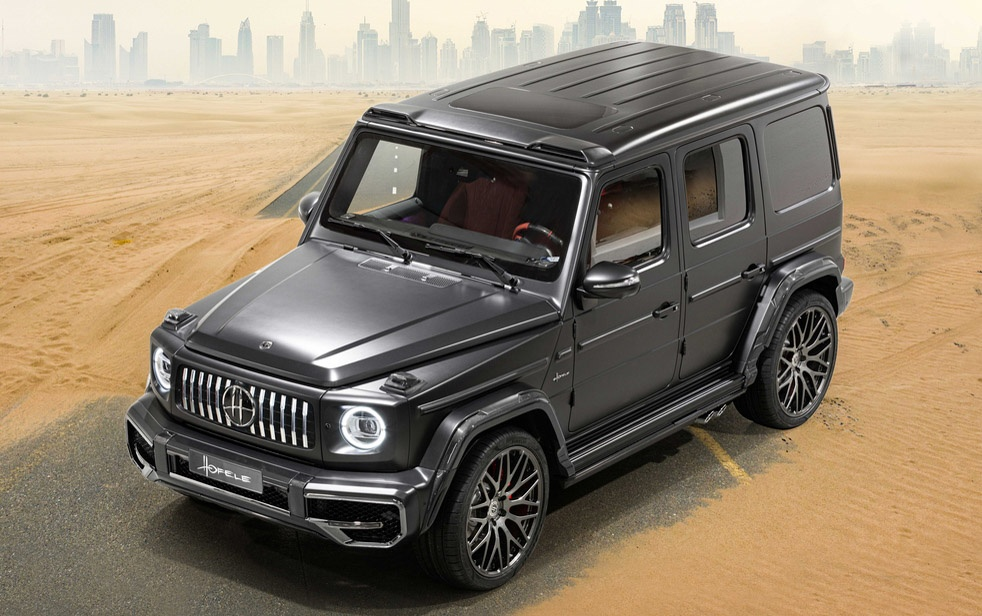 Chi tiet Mercedes-Benz G-Class 6 cho ngoi anh 8