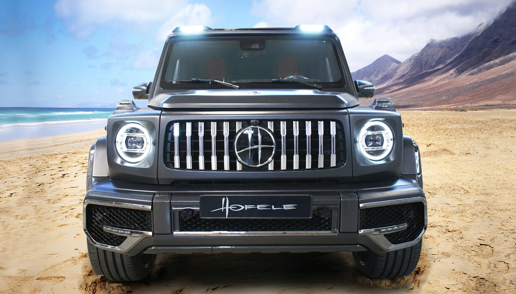 Chi tiet Mercedes-Benz G-Class 6 cho ngoi anh 9