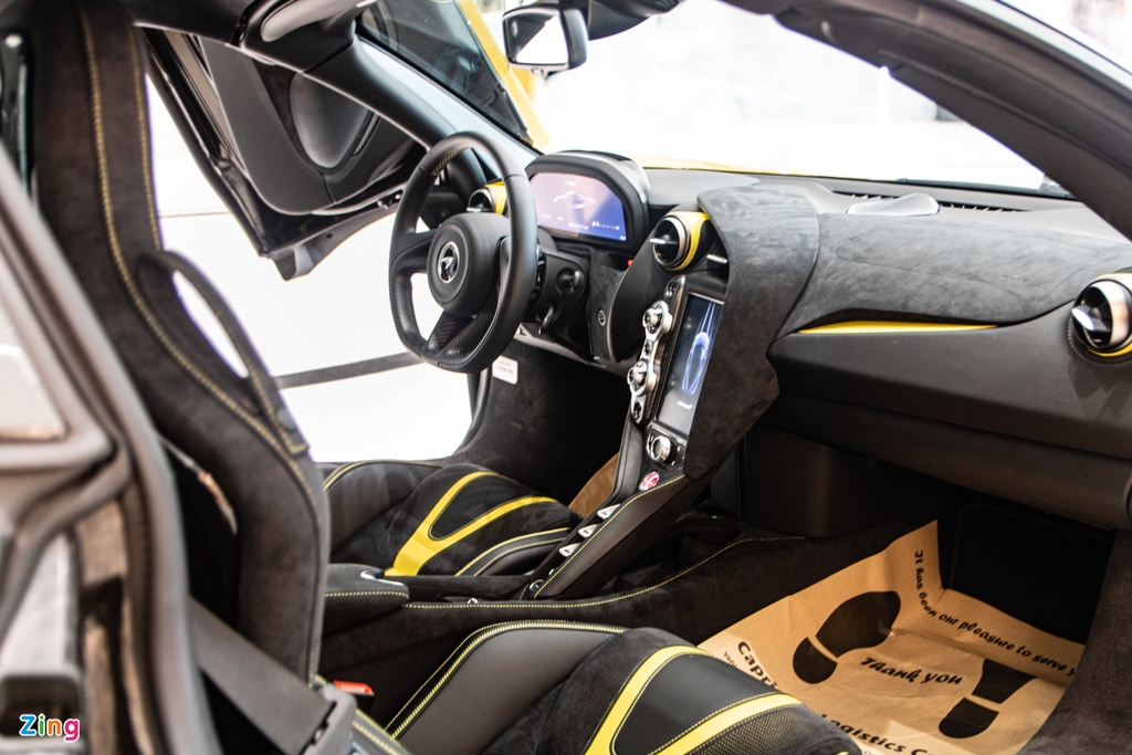 McLaren 720S Spider thu 4 cap ben VN anh 8