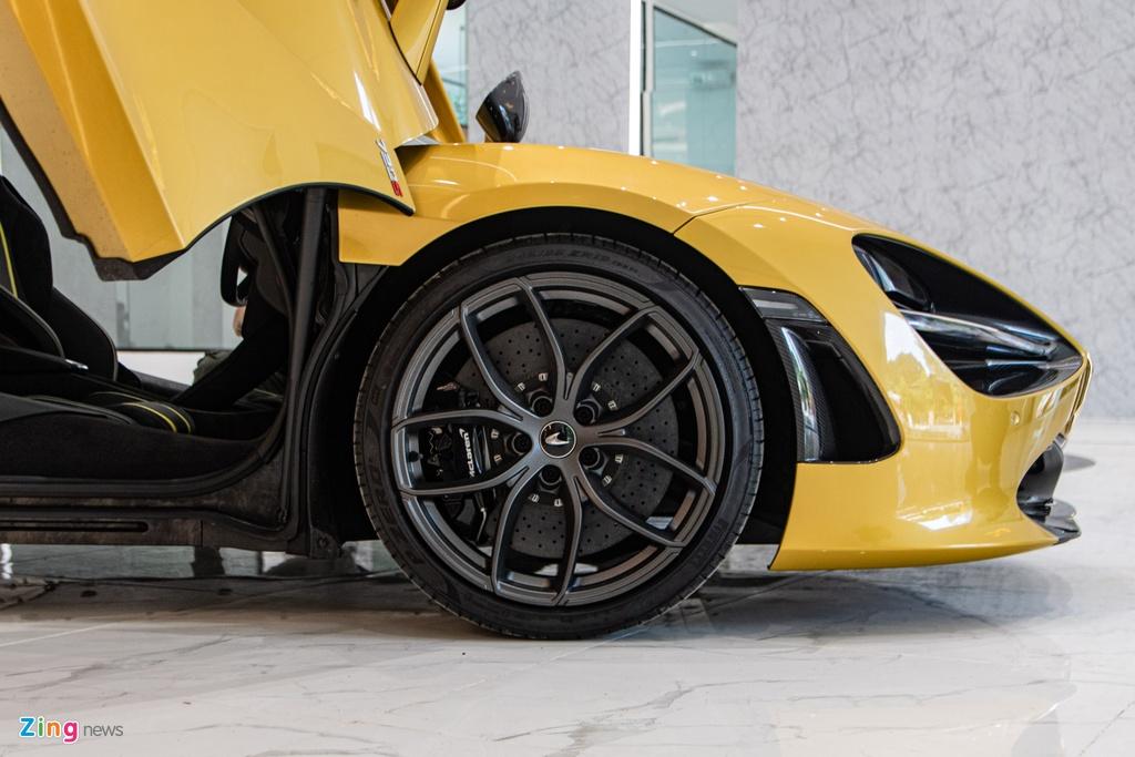 McLaren 720S Spider thu 4 cap ben VN anh 6