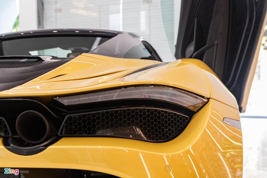 McLaren 720S Spider thu 4 cap ben VN anh 11