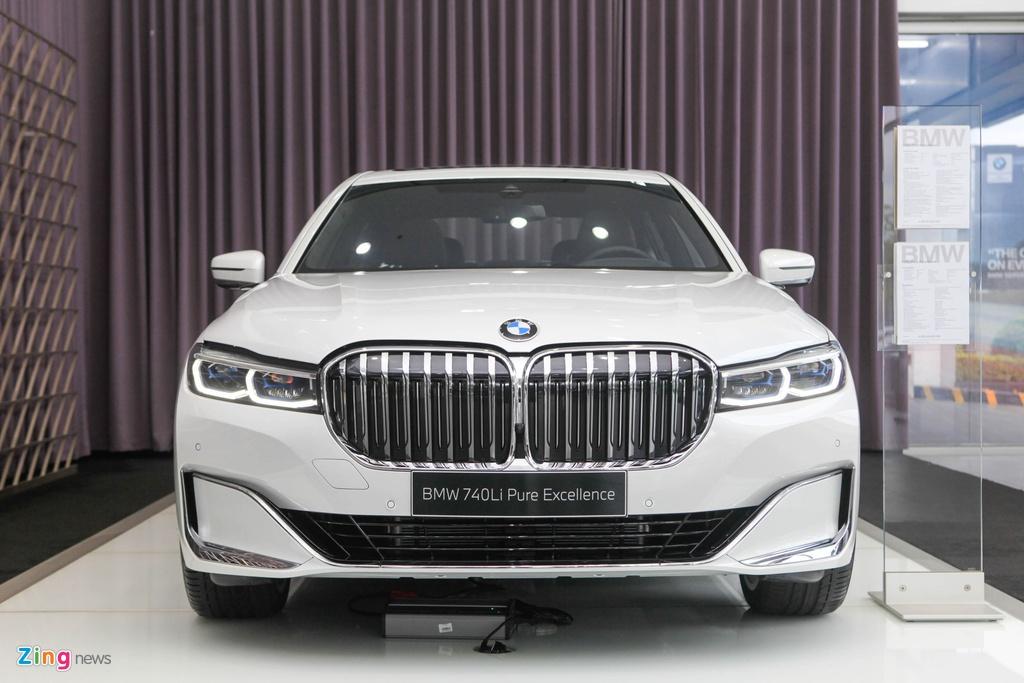 So sanh BMW 740Li va Mercedes-Benz S 450L Luxury anh 3