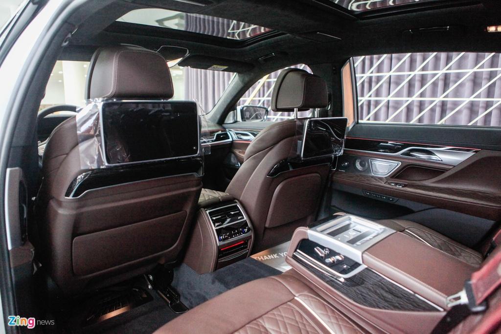 So sanh BMW 740Li va Mercedes-Benz S 450L Luxury anh 18