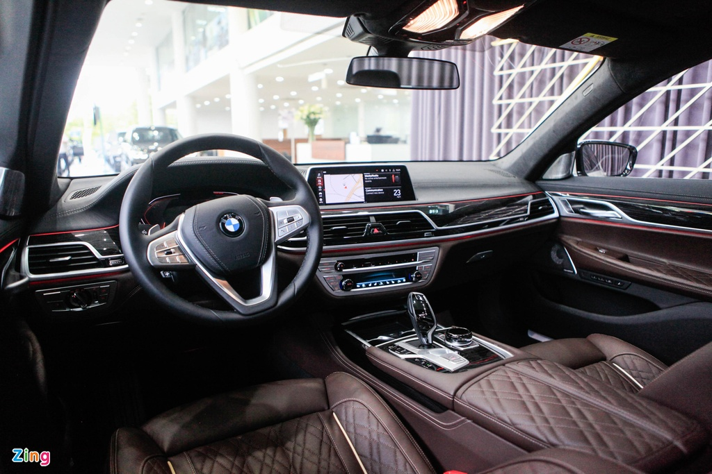 So sanh BMW 740Li va Mercedes-Benz S 450L Luxury anh 10