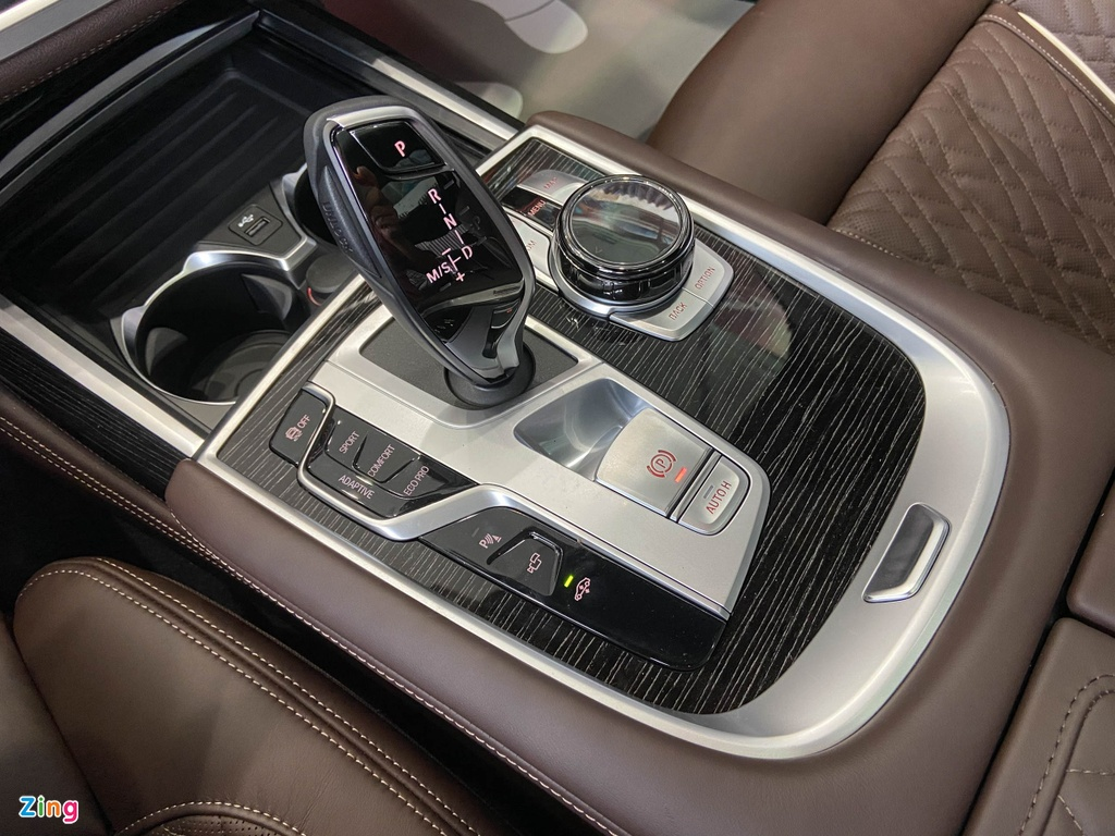 So sanh BMW 740Li va Mercedes-Benz S 450L Luxury anh 12