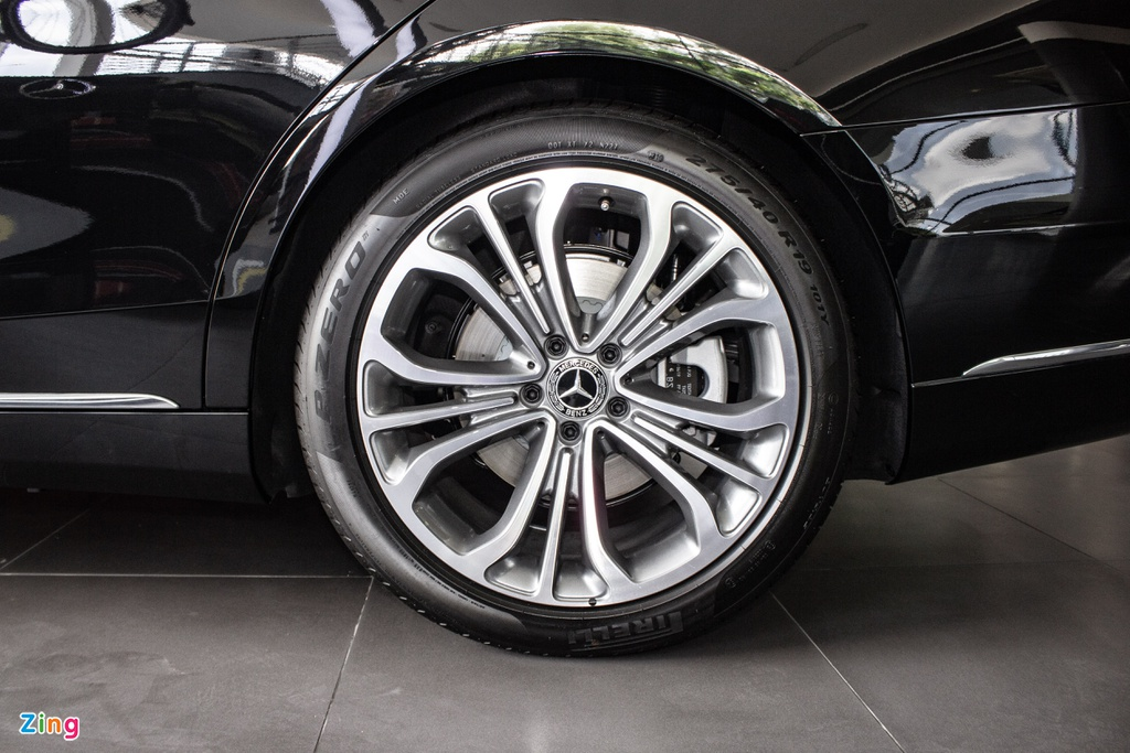 So sanh BMW 740Li va Mercedes-Benz S 450L Luxury anh 8