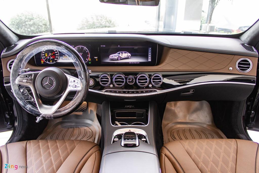 So sanh BMW 740Li va Mercedes-Benz S 450L Luxury anh 11