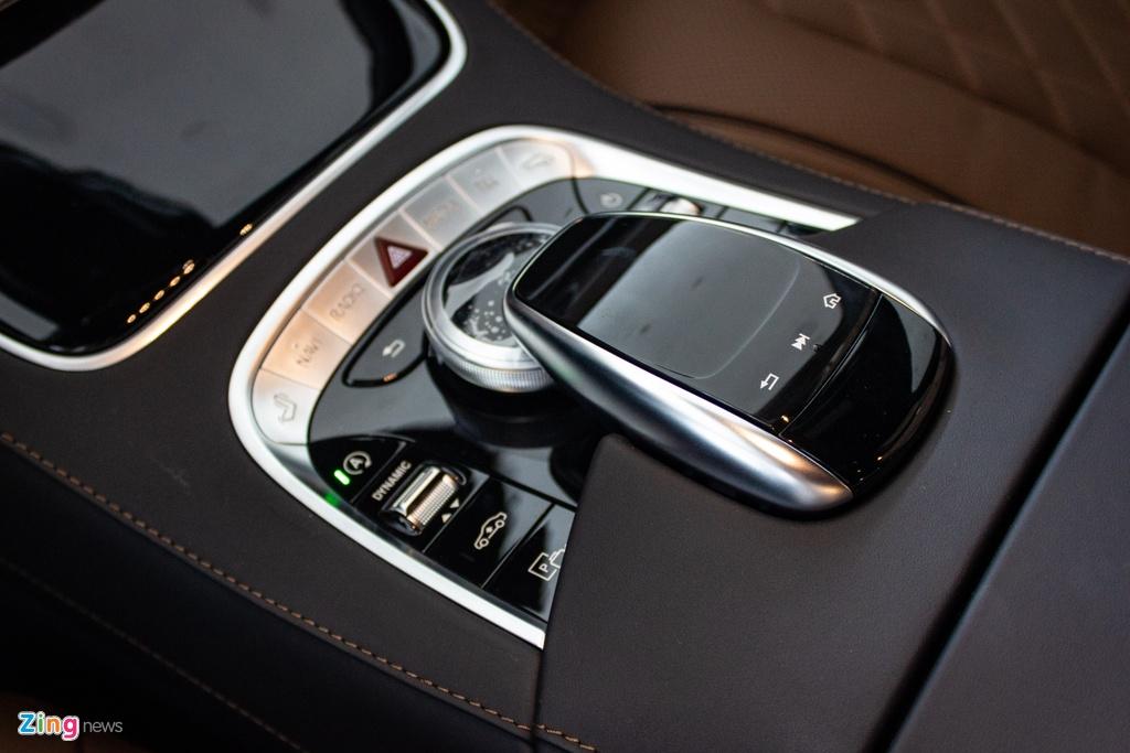 So sanh BMW 740Li va Mercedes-Benz S 450L Luxury anh 13
