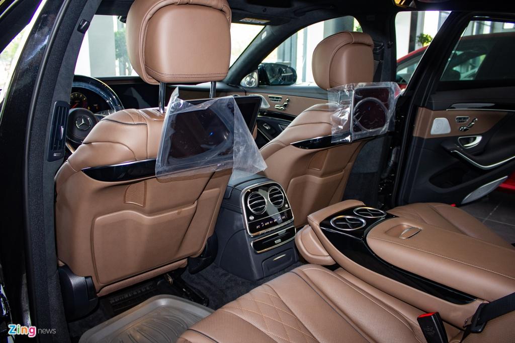 So sanh BMW 740Li va Mercedes-Benz S 450L Luxury anh 19