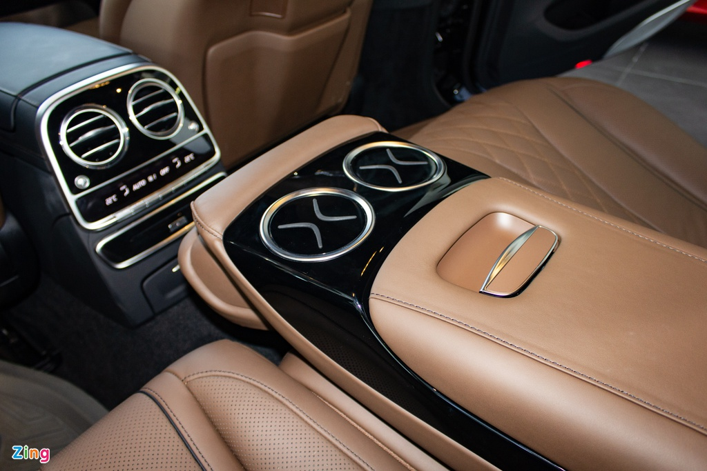So sanh BMW 740Li va Mercedes-Benz S 450L Luxury anh 17