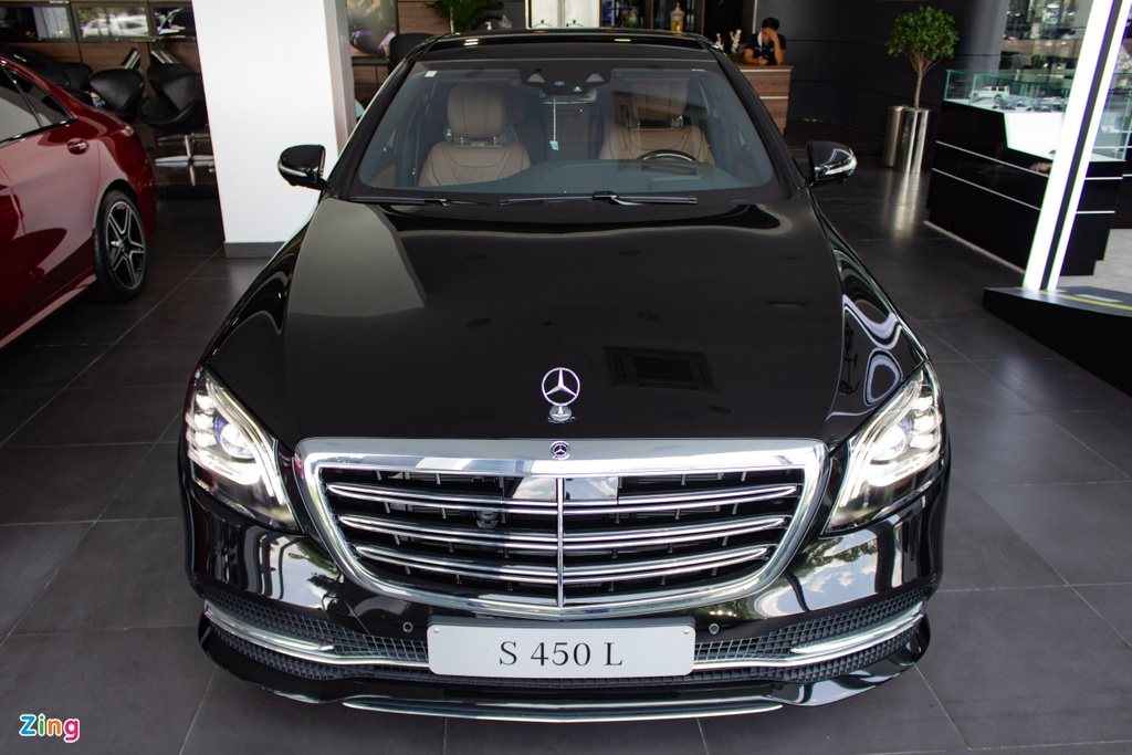So sanh BMW 740Li va Mercedes-Benz S 450L Luxury anh 4