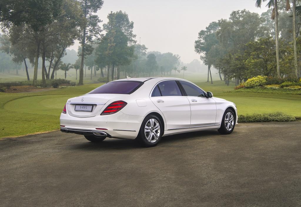 So sanh BMW 740Li va Mercedes-Benz S 450L Luxury anh 24