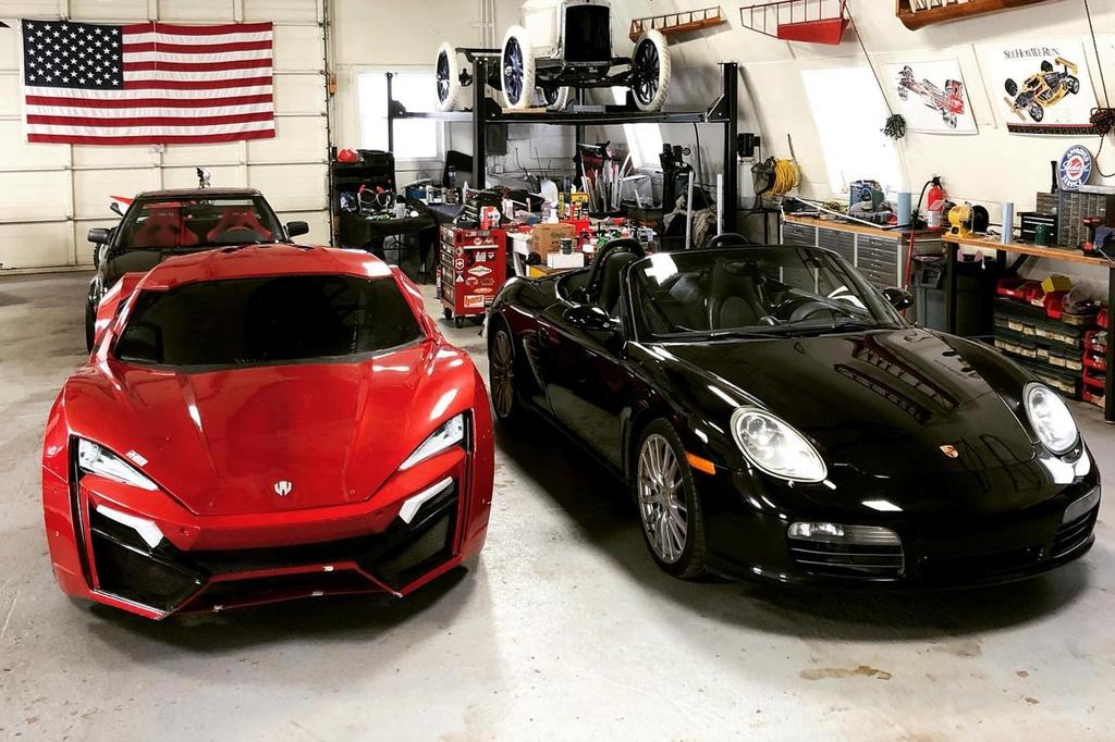 Tho do bien Porsche Boxster thanh sieu xe trieu USD hinh anh 1 705551.jpg