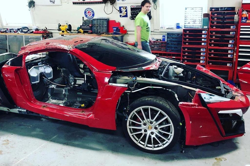 Tho do bien Porsche Boxster thanh sieu xe trieu USD hinh anh 8 705559.jpg
