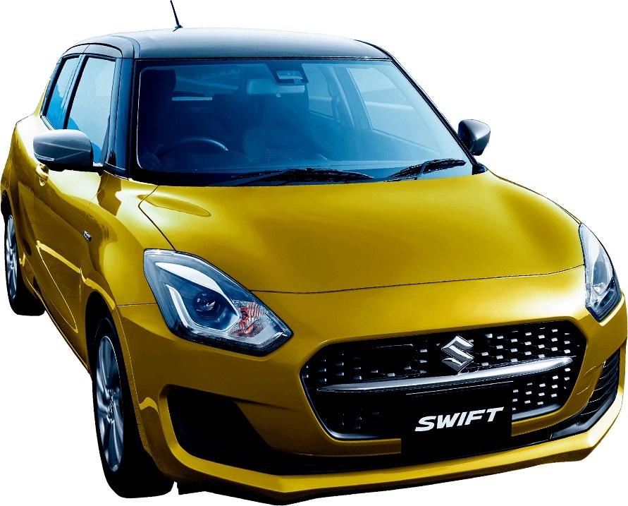 Suzuki Swift facelift 2020 co lay chuyen so, camera 360 do hinh anh 3 2020_Suzuki_Swift_facelift_4.jpg