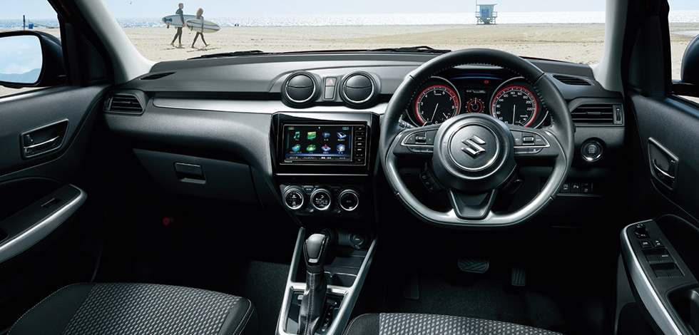 Suzuki Swift facelift 2020 co lay chuyen so, camera 360 do hinh anh 4 2020_Suzuki_Swift_facelift_8.jpg