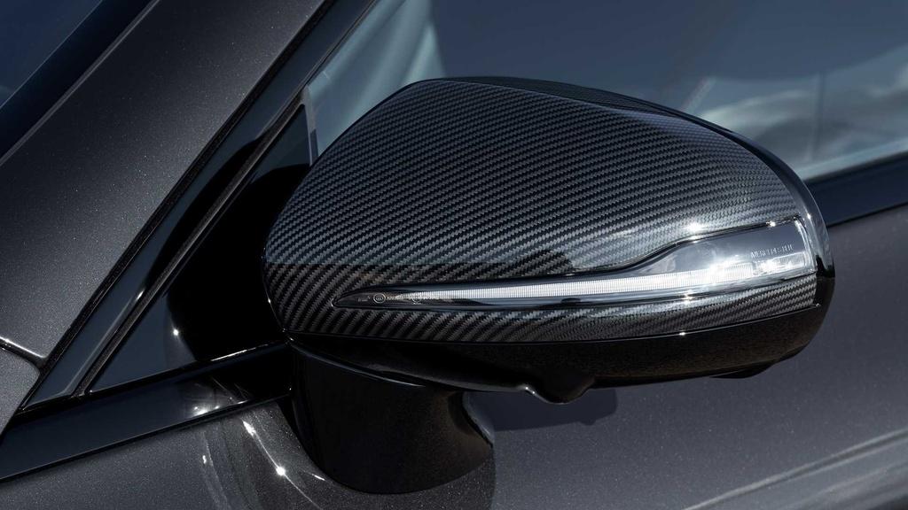 Mercedes-AMG E 53 Coupe va E 53 Cabriolet 2021 ra mat anh 6