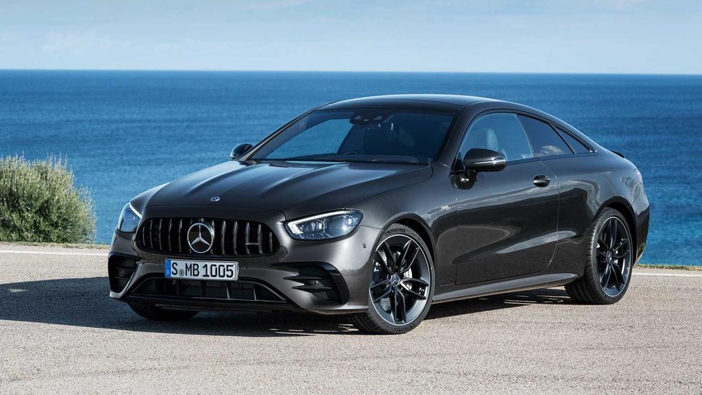 Mercedes-AMG E 53 Coupe va E 53 Cabriolet 2021 ra mat anh 12