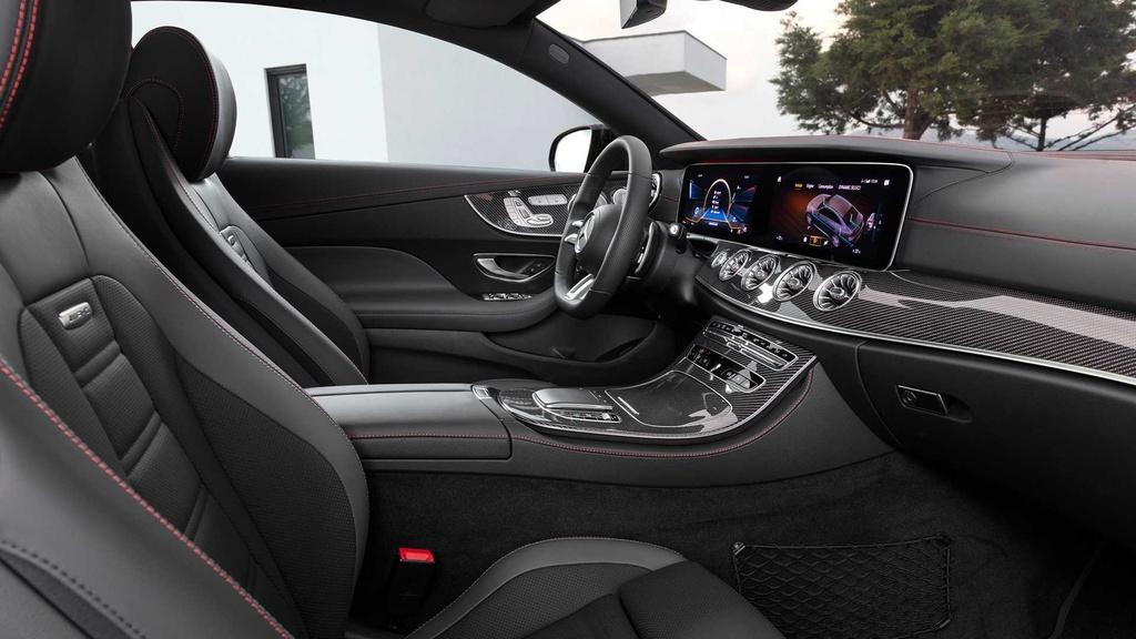 Mercedes-AMG E 53 Coupe va E 53 Cabriolet 2021 ra mat anh 10