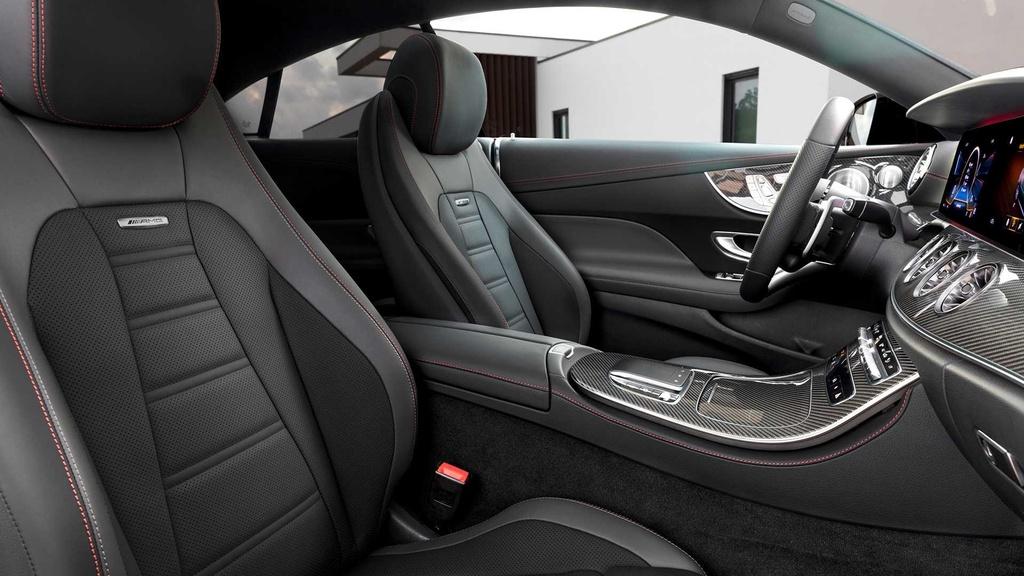 Mercedes-AMG E 53 Coupe va E 53 Cabriolet 2021 ra mat anh 8