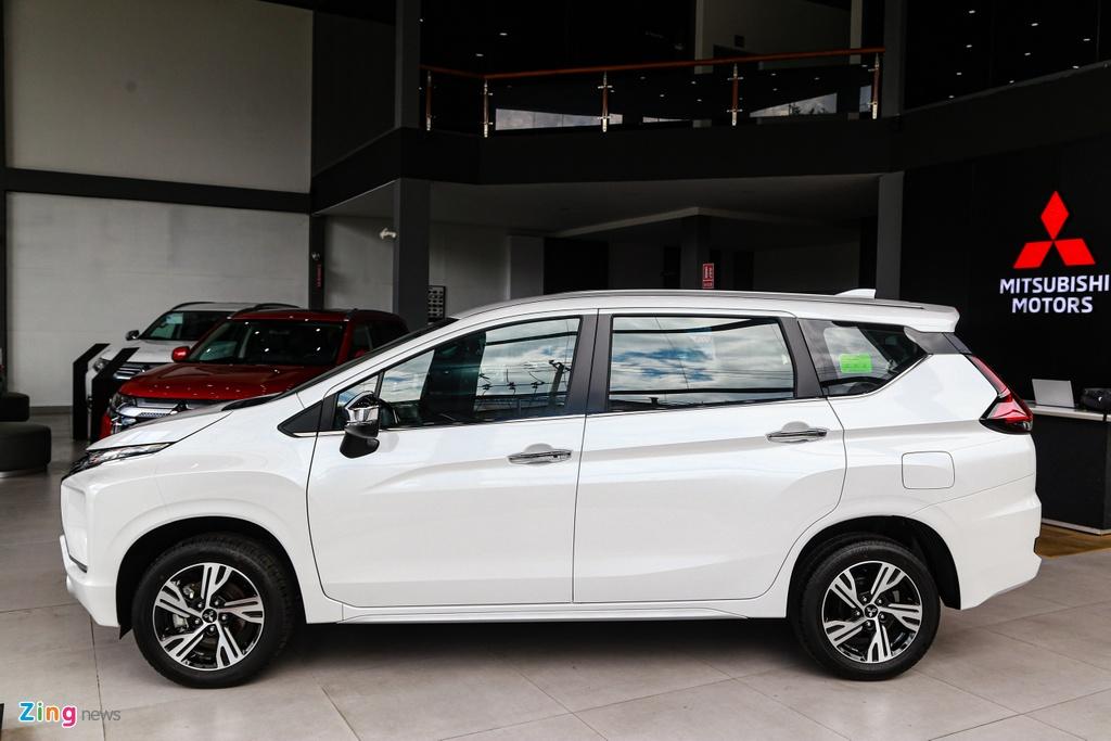 Mitsubishi Xpander 2020 ra mat tai VN anh 2