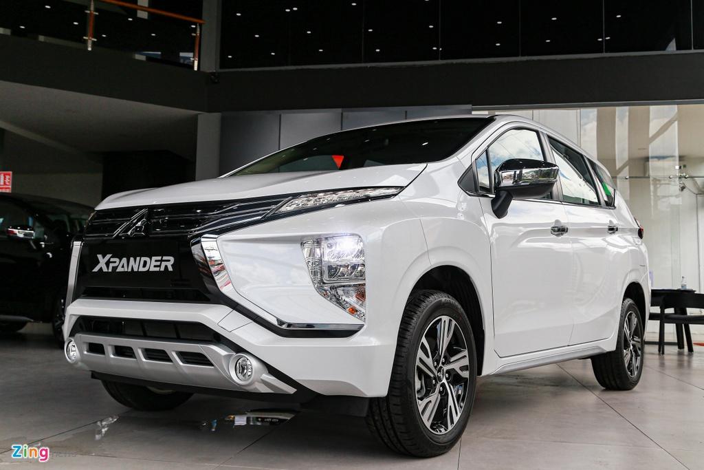Mitsubishi Xpander 2020 ra mat tai VN anh 15