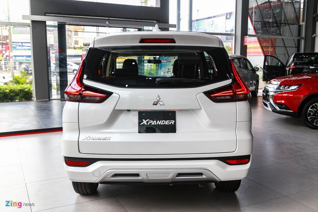 Mitsubishi Xpander 2020 ra mat tai VN anh 6