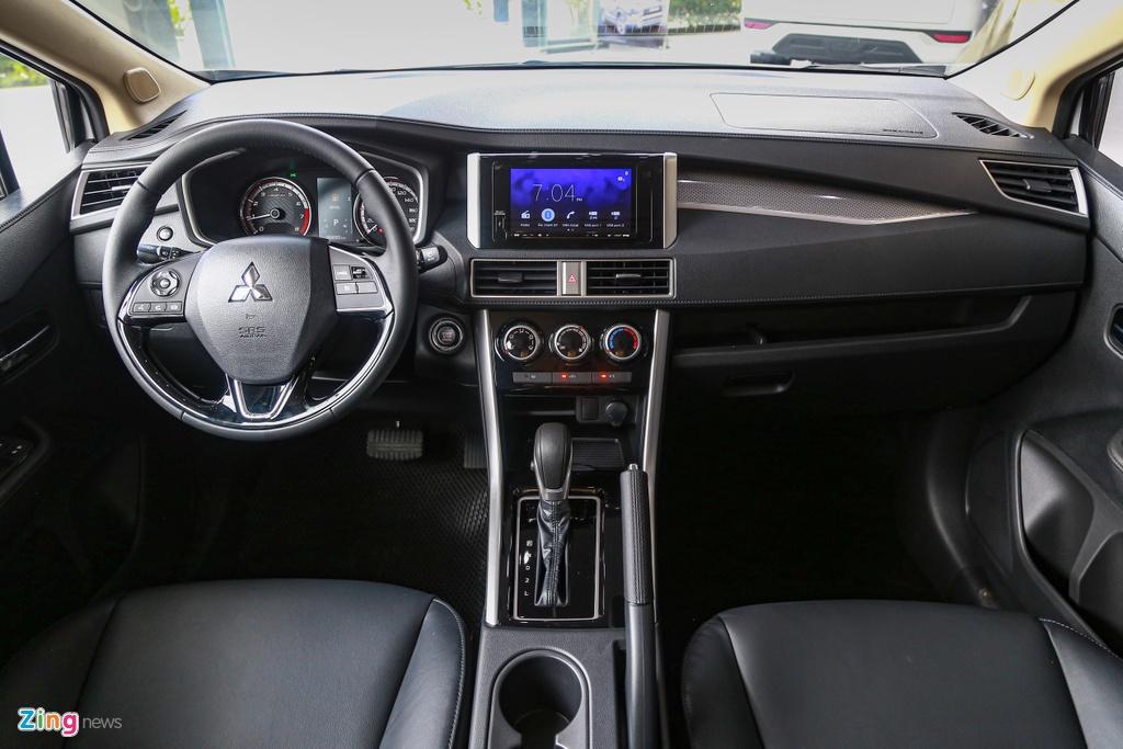 Mitsubishi Xpander 2020 ra mat tai VN anh 7