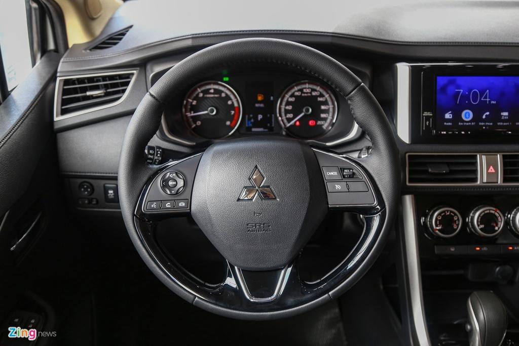 Mitsubishi Xpander 2020 ra mat tai VN anh 10