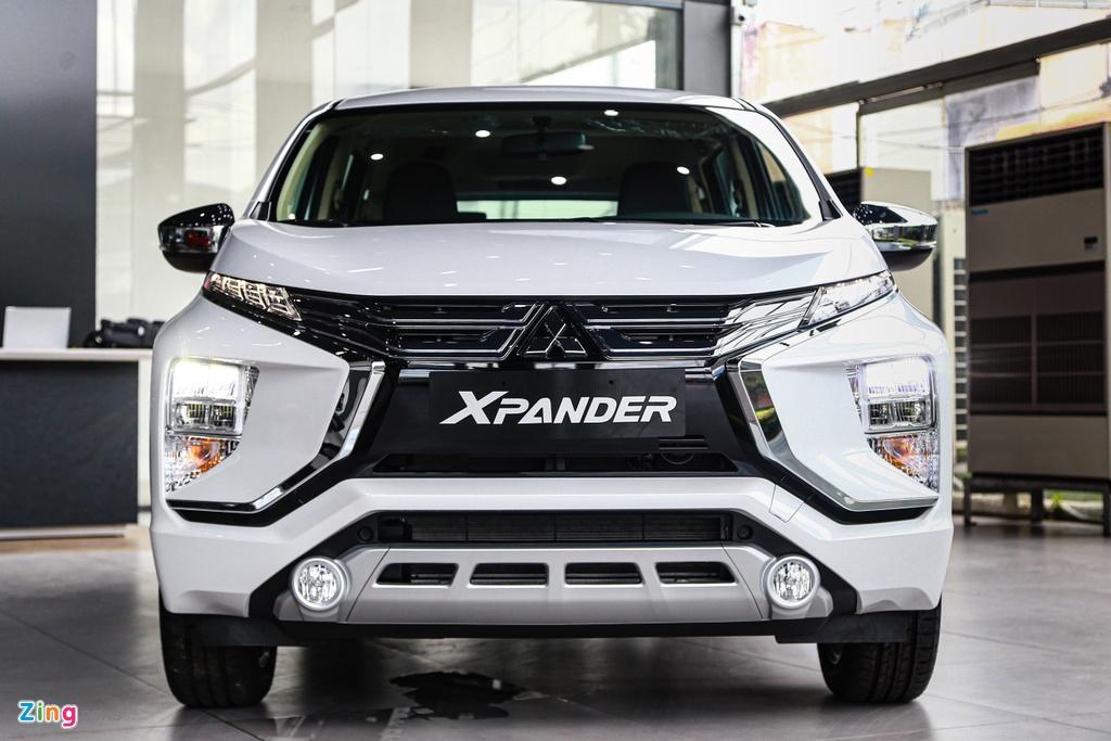 Mitsubishi Xpander 2020 ra mat tai VN anh 1