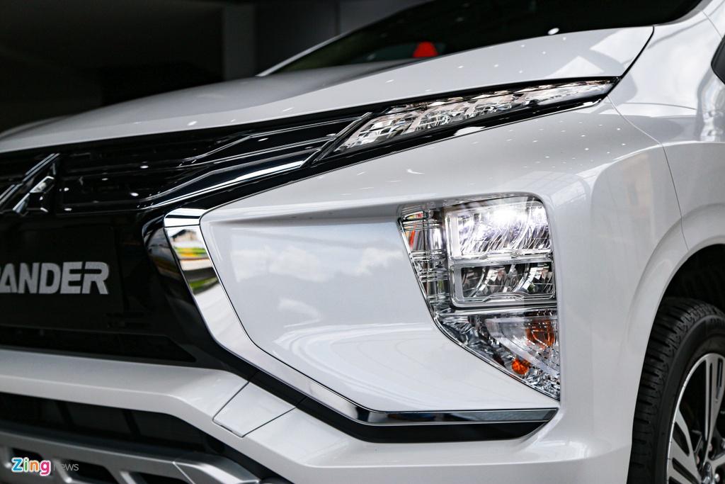Mitsubishi Xpander 2020 ra mat tai VN anh 4