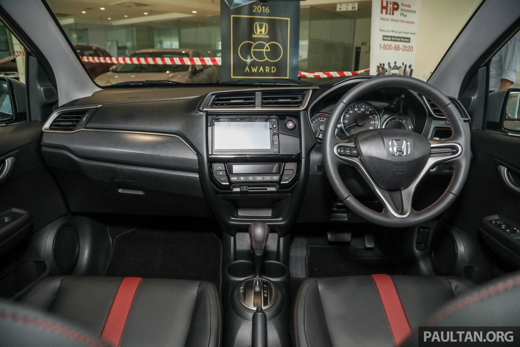 Chi tiet Honda BR-V 2020 anh 6