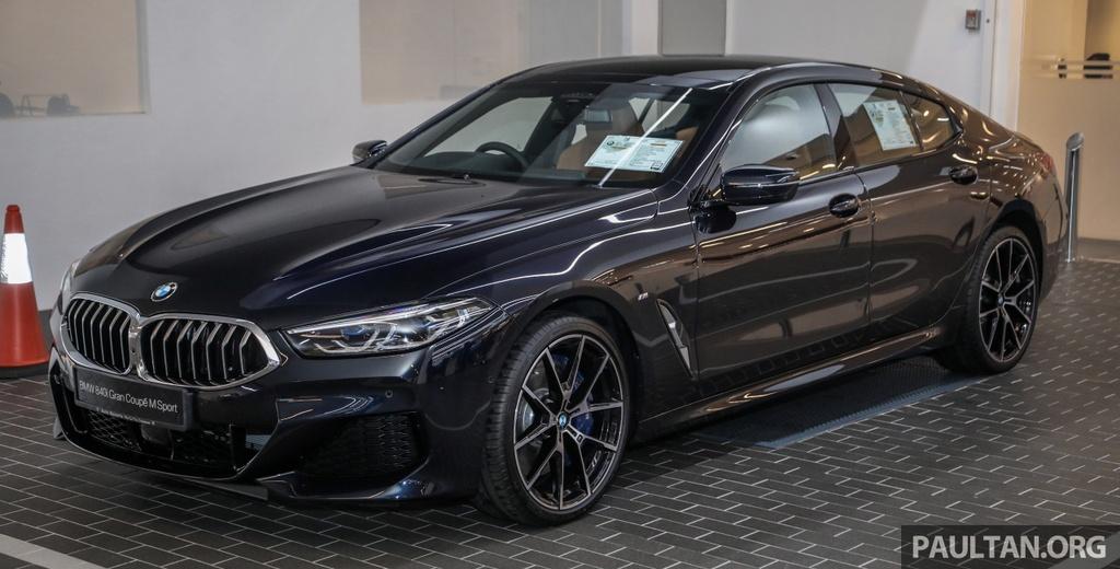 BMW 840i Gran Coupe M Sport ra mat DNA anh 2