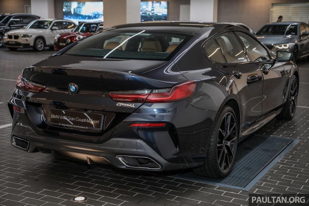 BMW 840i Gran Coupe M Sport ra mat DNA anh 8