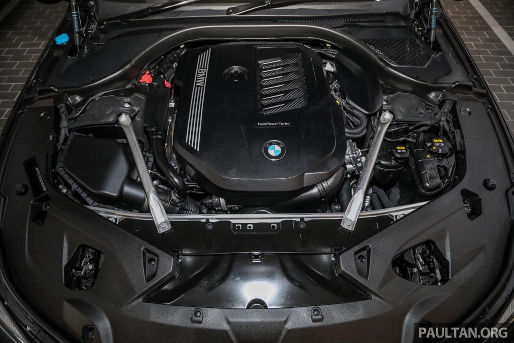 BMW 840i Gran Coupe M Sport ra mat DNA anh 11