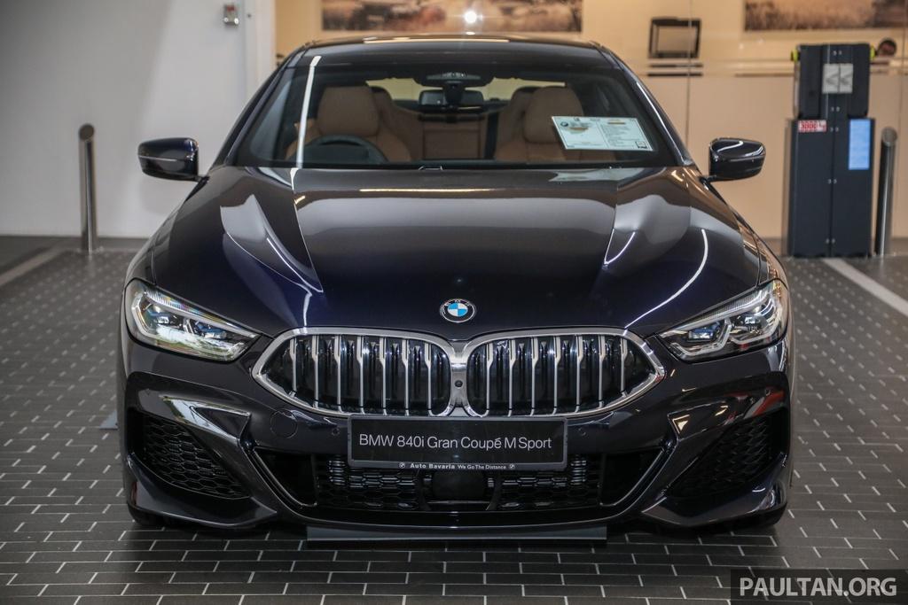 BMW 840i Gran Coupe M Sport ra mat DNA anh 12