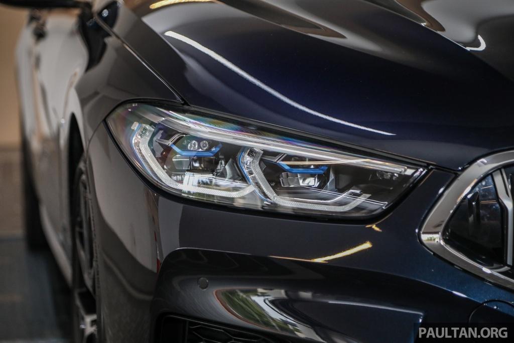 BMW 840i Gran Coupe M Sport ra mat DNA anh 3