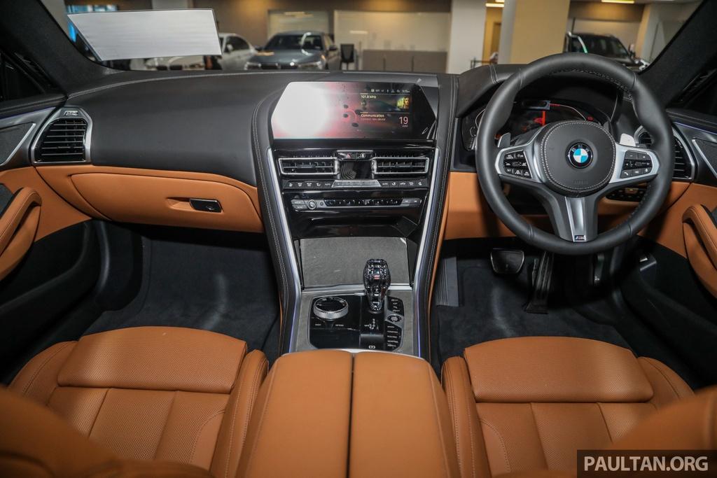 BMW 840i Gran Coupe M Sport ra mat DNA anh 5