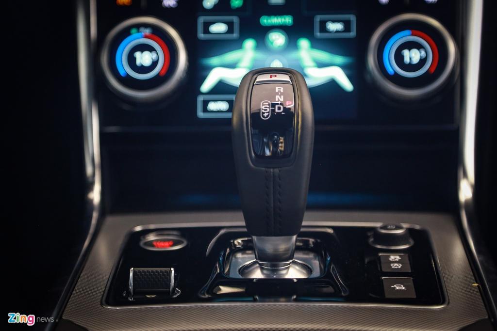 Jaguar XE ra mat tai VN anh 10