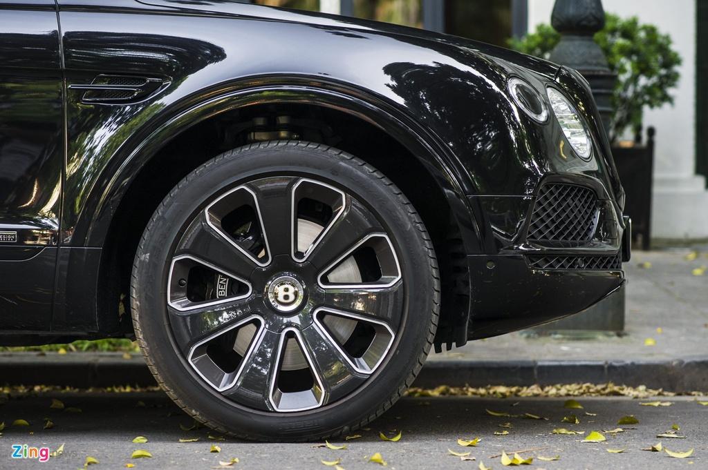 Bentley Bentayga Design Series hang doc tai VN anh 5