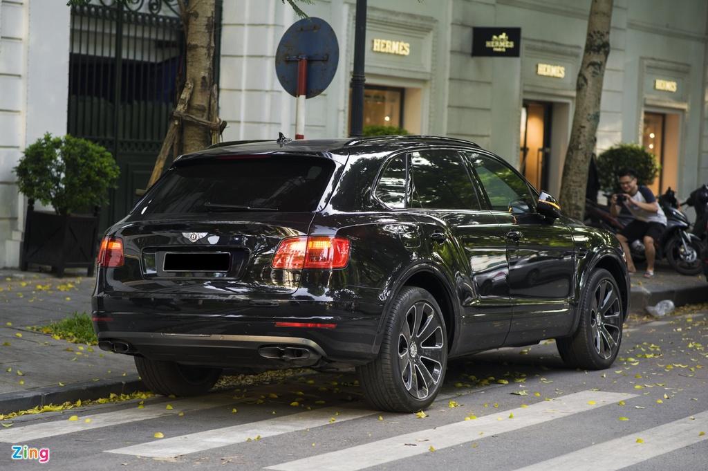 Bentley Bentayga Design Series hang doc tai VN anh 2
