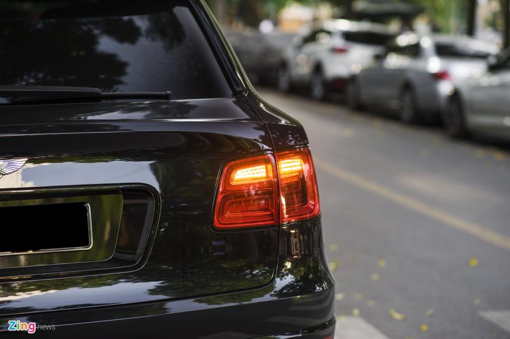Bentley Bentayga Design Series hang doc tai VN anh 8