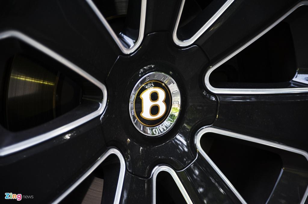 Bentley Bentayga Design Series hang doc tai VN anh 6