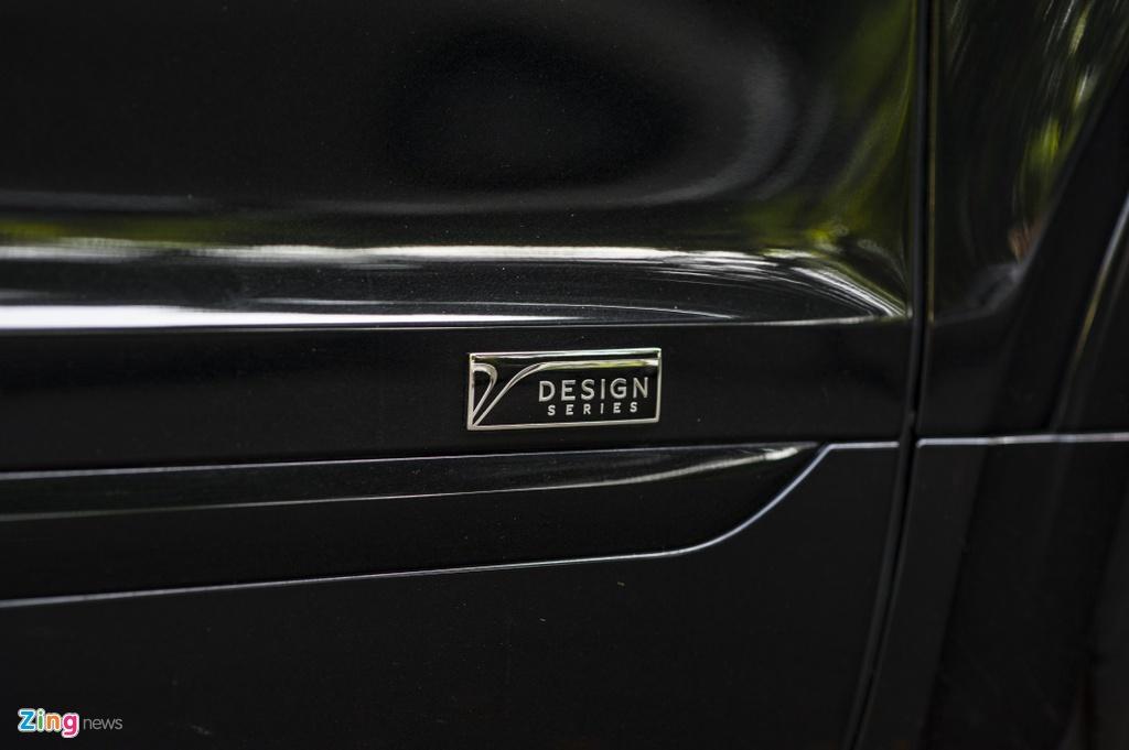Bentley Bentayga Design Series hang doc tai VN anh 4