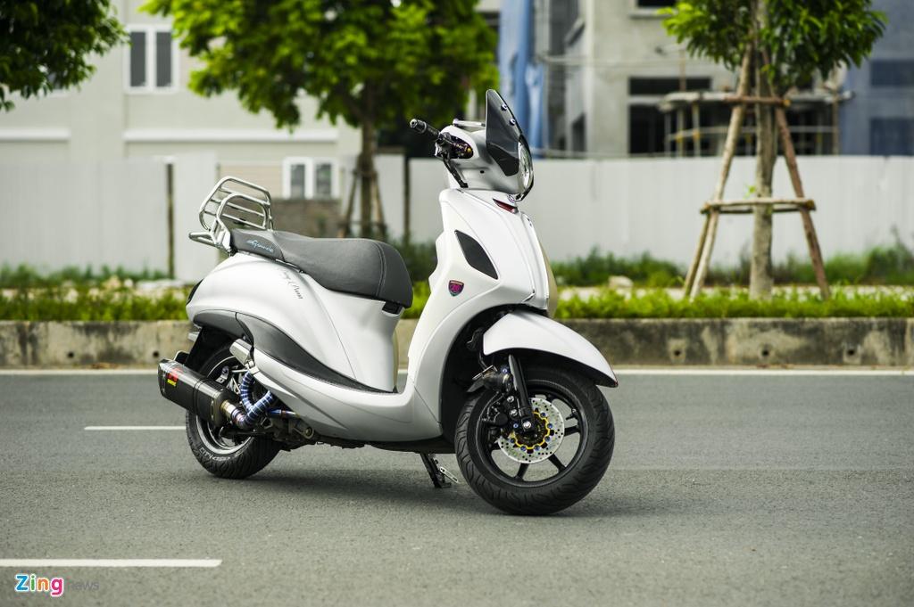 Yamaha Grande do 100 trieu tai Ha Noi anh 2