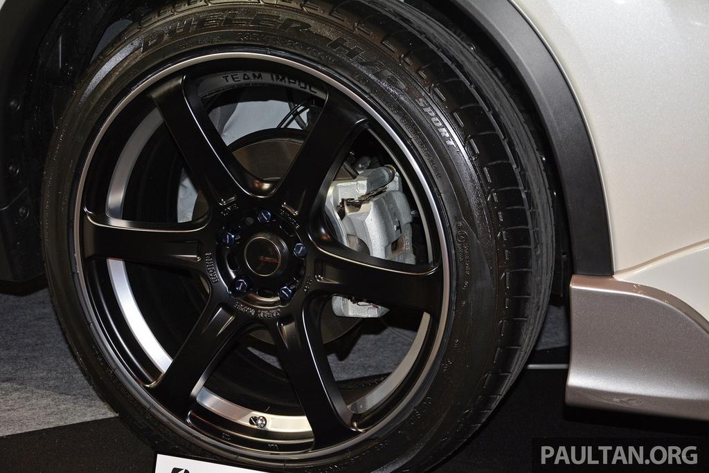 Nissan X-Trail nang cap ngoai hinh dau Honda CR-V anh 3