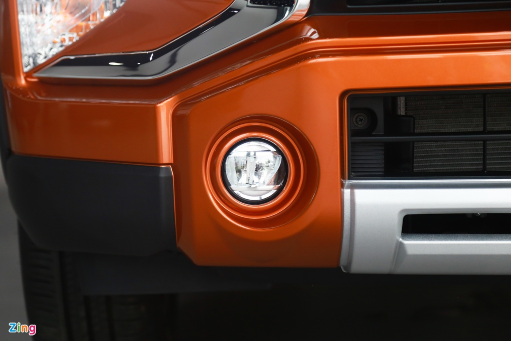 Mitsubishi Xpander Cross ra mat,  gia 670 trieu dong anh 5