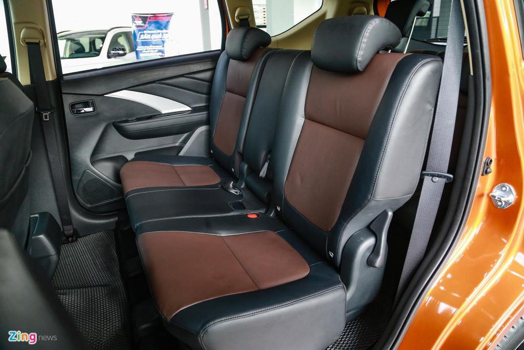 Mitsubishi Xpander Cross ra mat,  gia 670 trieu dong anh 11