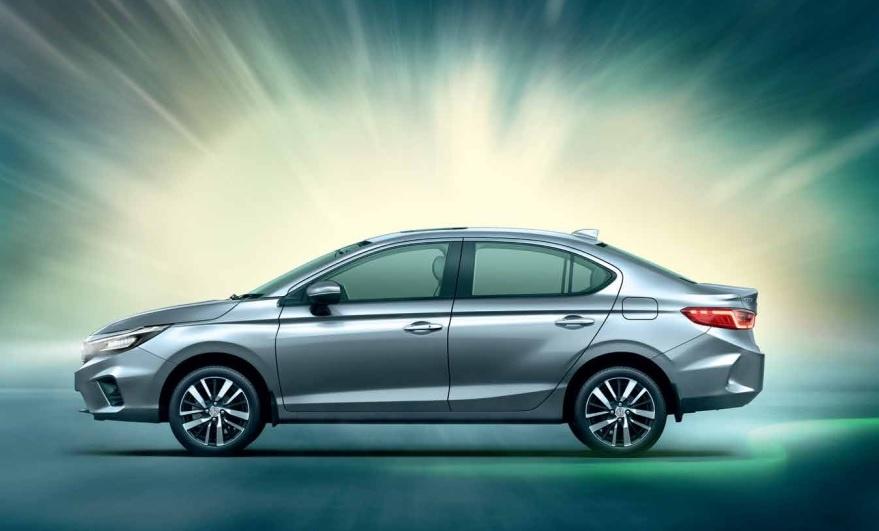 Honda City 2020 ra mat tai An Do,  nhieu trang bi hon tai Thai Lan anh 3