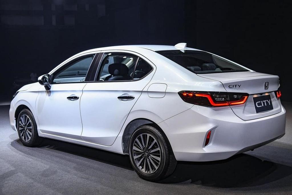 Honda City 2020 ra mat tai An Do,  nhieu trang bi hon tai Thai Lan anh 4